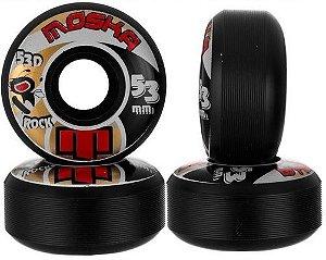 Roda Moska Black Rock 53mm