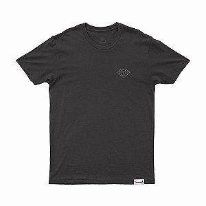 Camiseta Diamond Brilliant Black