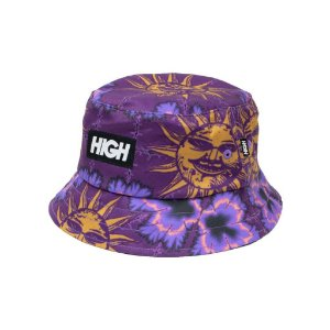 Bucket Hat High Company So Good Purple