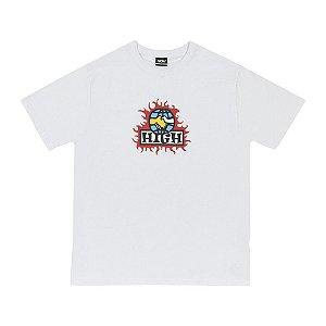 Camiseta High Company Mondo White