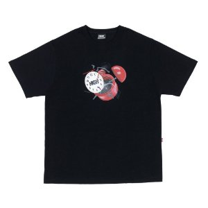 Camiseta High Company Clock Black