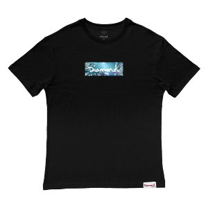 Camiseta Diamond Flower Box G