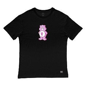 Camiseta Grizzly Positive Bear Black