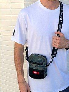 Shoulder Bag Double-G Camuflada
