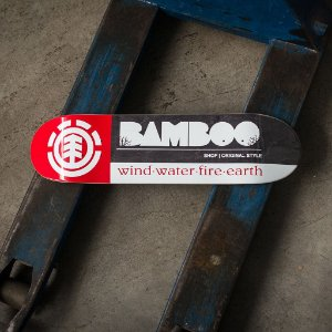 Shape Collab Element x Bamboo