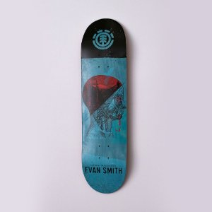 Shape Element Profile Evan Smith 8.18 Series
