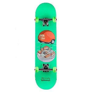 Skate Montado Hondar Infantil Pokemon 7.8