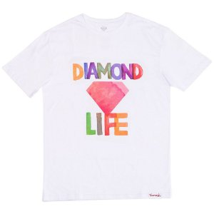 Camiseta Diamond Life Colors