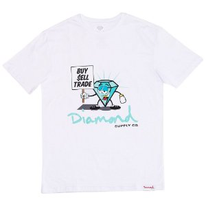 Camiseta Diamond Supply Diamond merch