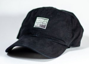 Boné Bamboo Dad Hat Style - Black