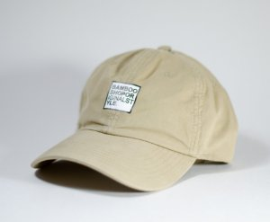 Boné Bamboo Dad Hat Style - Bege