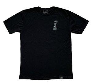 Camiseta Bamboo CapiLoca Black