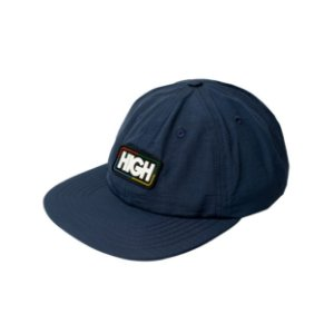 HIGH COMPANYBoné High Company 6 Panel Uno Azul Marinho