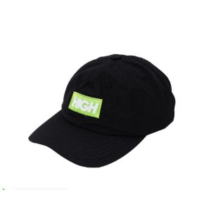 Boné High Company 6 Panel Magical Black
