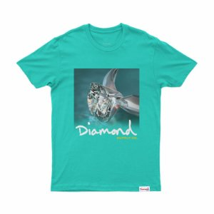 T-SHIRT DIAMOND SHIMMER TEE
