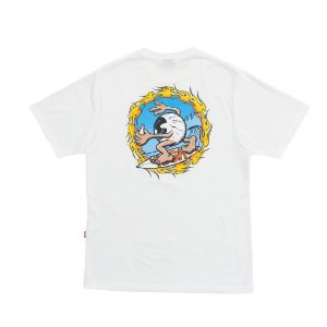 Tee Surfin White High