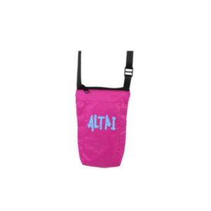 BOLSA ALTAI SHOULDER BAG IMPERMEÁVEL PINK