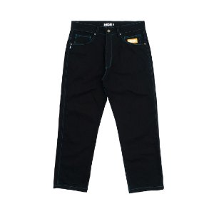 CALÇA HIGH Colored Chino Pants Black