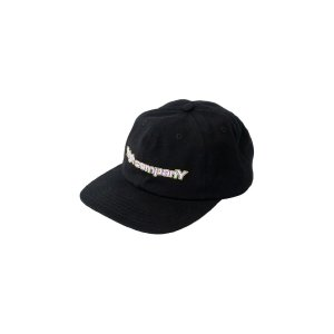 Boné High 6 Panel Idea Black