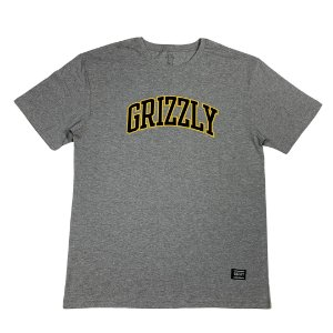 CAMISETA GRIZZLY UNIVERSITY MESCLA