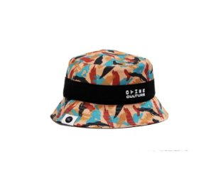 BUCKET BRUSH CAMO STRIP PRETO OTHER CULTURE