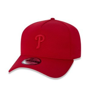 BONÉ NEW ERA PHILADELPHIA PHILLIES 940 UNDER DANCE VERMELHO