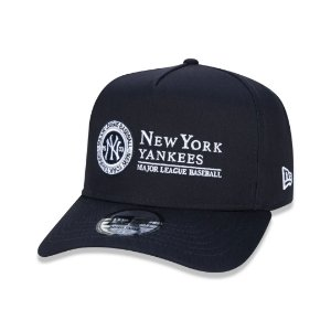 BONÉ NEW ERA 9FORTY K-FRAME MLB NEW YORK YANKEES MARINHO