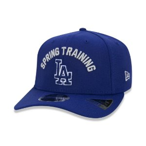 BONÉ NEW ERA 9FIFTY MLB LOS ANGELES DODGERS SPRING TRAINING AZUL