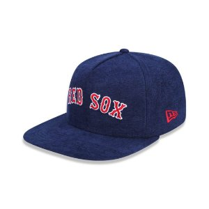 BONÉ NEW ERA 9FIFTY ABERTO BOSTON RED SOX MLB MARINHO