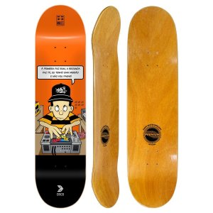 Shape Cisco Skate Fiber Decks Makes na Missão 8.25""