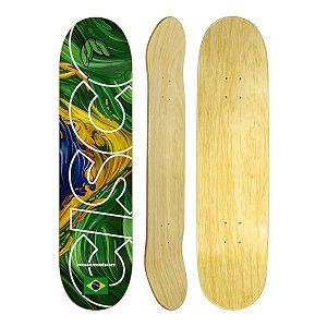 Shape Cisco Skate Marfim Braza 8,25