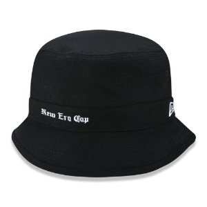 BUCKET BLACK SQUAD CAP BLK