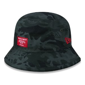 BUCKET MILITARY PRINT BRANDED