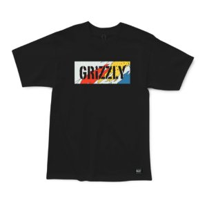 Camiseta Grizzly All That Stamp Black