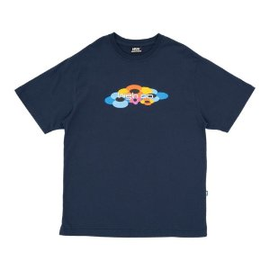 Camiseta High Flow Navy