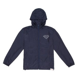 Jaqueta Brilliant WindBreaker Navy Diamond