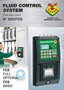 CATÁLOGO SISTEMA DE CONTROLE DE FLUIDOS RAASM ESPANHOL Nº 222/FCS