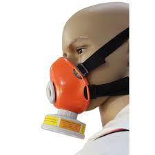 Respirador 1/4 Facial com filtro VO / GA Worker  CA 39.428