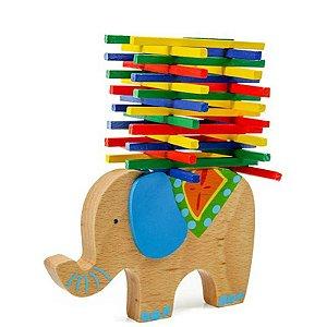Equilibrando com o Elefante