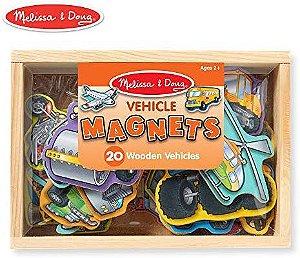 Veículos Magnéticos