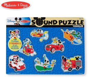 Brinquedo Educativo - Sons do mickey