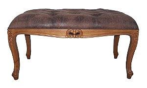 Puff Luis XV - 90cm x 50cm