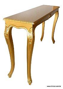 Aparador Luis XV - laca dourada