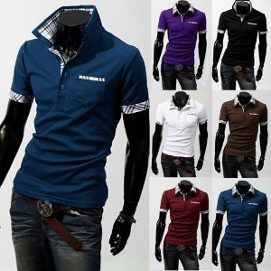 Camisa Polo Morality 6 Cores
