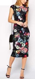 Vestido Moca Bonita