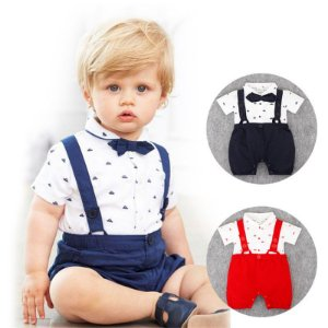 Conjunto Mini Suspensorio Boy