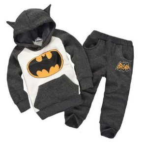 Conjunto Bat Man