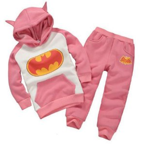 Conjunto Bat Girl