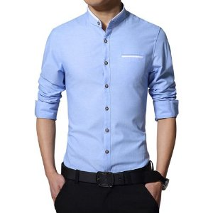 Camisa Social Slim Fit Disigns