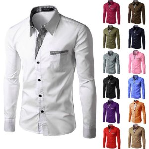 Camisa Social  Slim Fit French Cuff
